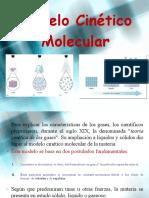 modelo cinetico molecular