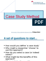 Session 06 Case Study Method