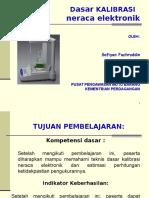 KALIBRASI NERACA 2012.ppt