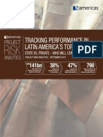 BNamericas Project Risk Analytics - October 2015 State vs Private