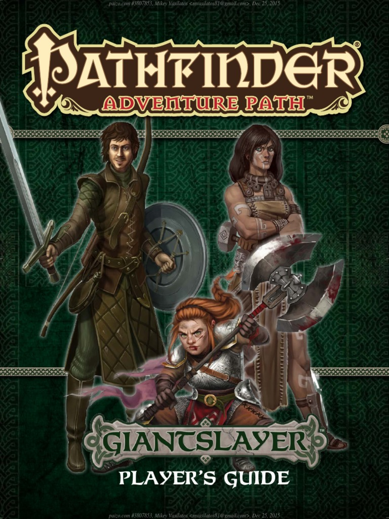 Prestige pathfinder pdf of paths