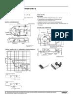 Humidifier Transducer