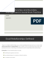 G 8 - Ethics and Dual Relationships 2012 PPT - Gottlieb
