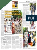 Una iniciativa boliviana enfrententa a la discriminación en España