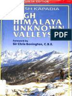 High Himalayan Unknown Valleys