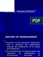 Management and Leadership Concepts Power Point
