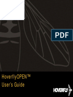80000 Hoverfly OPEN Users Guide v1.0