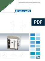 WEG Abw Air Circuit Breaker 50026203 Brochure English