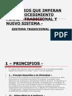 Principios Que Imperan en El Procedimiento Penal