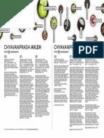 Chyavanprash Composition