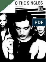 Placebo - The Singles - Guitar Tab