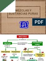 Mezclas 1º ESO