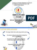 ANALISIS PENGENDALIAN INTERN PERSEDIAAN BARANG DAGANG PT-2.ppt