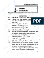 Unit03 Business Mathematics