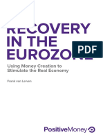 Positive Money - Recovery in the Eurozone