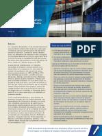 Homogeneizacion de fondos de inversion