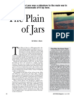 Plain of Jars -Secret War Air Force Magazine