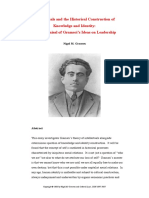 A Reappraisal of Gramsci's Ideas on Leadership