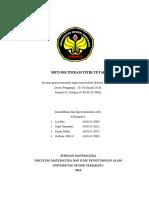 Metode Iterasi Titik Tetap 2015