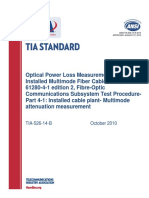 Standard TIA
