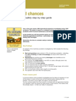 Indg241 - No Second Chances a Farm Machinery Safety Step-By-step Guide