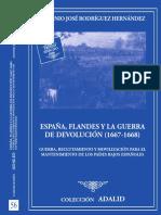 Espana Flandes y La Guerra de Devolucion