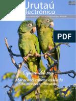 URUTAU ELECTRONICO - No 7 - AGOSTO Y SETIEMBRE 2015 - GUYRA PARAGUAY - PORTALGUARANI