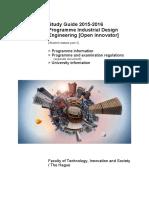 Study Guide IDE 2015-16
