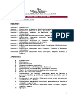 RDA Traduccion Tabla Contenido 3.1