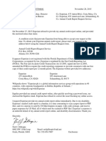 Complaint to CFPB Re Experian Refused to Provide Annual Credit Report Online