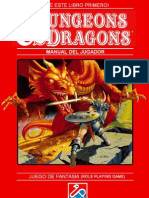 Tsr - D&D - Set Basico - Manual Del Jugador