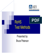 RoHS_ Test Methods