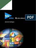 Tecartec General Catalogue
