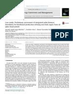 Produção Bioetanol Do Oleo de Palma