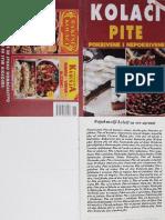Kolaci - Pite - Pokrivene i Nepokrivene