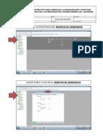Instructivo Para Verificar La Configuración y Efectuar Pruebas Del Autom...
