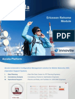 Accela Ericsson Rehome Program