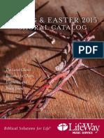 Spring 2015 Choral PDF
