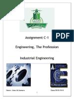 assignment c-1