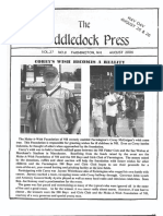 Puddledock Press August 2006