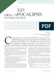 El Juego de Apocalipsis Jorge Volpi