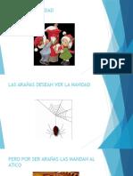 ARAÑAS DE NAVIDAD.pptx