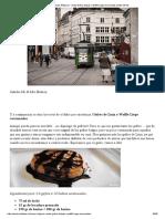 Gofres Belgas o Waffle Liège Versionados _ Bake-Street