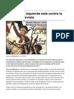 Sinpermiso-francia Quotla Izquierda Esta Contra La Paredquot. Entrevista-2015!12!21