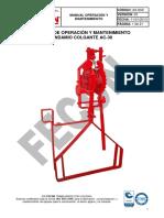 a3-g02 Manual Operacion y Mantenimiento Andamio Colgante Ac-30