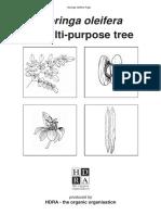 Moringa a Multi-purpose Tree