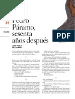 Pedro Páramo, Sesenta Años Después