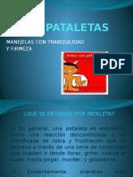 Las Pataletas