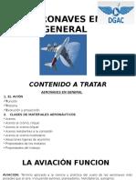 Aeronaves en General