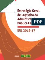Estratégia Geral de Logística - Governo Federal